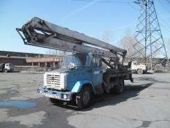 ЗИЛ АГП-22. Продается автовышка АГП-22 ЗИЛ, 6 000 куб. см., 22 м.