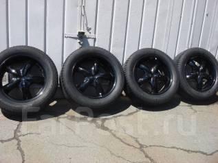Комплект колес на литье, 6*139,7 R-20 Prado, Surf. 8.5x20 6x139.70 ET15
