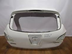 Крышка багажника. Opel Astra