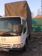 Mazda Titan. 2001г, 4 000 куб. см., 2 000 кг.