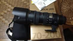 Nikon 70-200/2.8 vr продам или обменяю. диаметр фильтра 77 мм