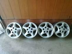 Toyota. 6.0x14, 5x114.30, ЦО 59,1мм.
