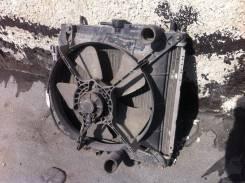 Радиатор охлаждения двигателя. Daihatsu Pyzar
