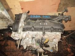 Двигатель в сборе. Ford Focus Двигатель IQDB