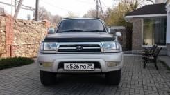 Toyota Hilux Surf. автомат, 4wd, 3.0 (140 л.с.), дизель, 250 тыс. км
