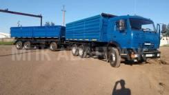 Камаз 65115. зерновоз сельхозник, 7 777 куб. см., 14 000 кг.