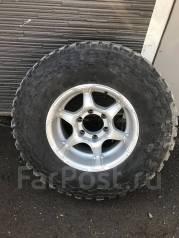 Грязевые колеса (диски с выносом) + 31x10.5 R15 LT. x15