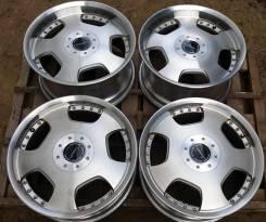 Bridgestone Lowenzahn. 7.5/8.5x17, 5x114.30, ET42/45, ЦО 73,1мм.