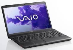 "Sony VAIO. 15.5"", ОЗУ 4096 Мб, диск 500 Гб, WiFi, Bluetooth, аккумулятор на 2 ч."