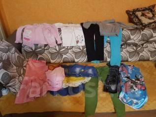 Детская одежда одним лотом. Рост: 98-104, 104-110 см