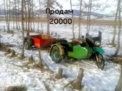 Урал. 650 куб. см., исправен, птс, с пробегом