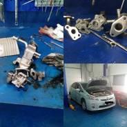 Чистка системы клапана EGR (Prius, Sai) . ф. Заря