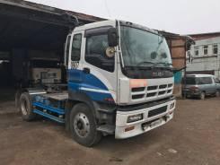 Isuzu Giga. Продается тягач с прицепом Isusu GIGA, 14 000 куб. см., 25 000 кг.
