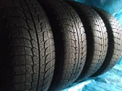 Michelin Latitude X-Ice. Зимние, без шипов, 2008 год, износ: 30%, 4 шт