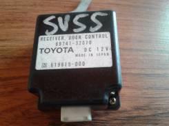 Блок управления дверями. Toyota Vista, SV55, ZZV50, SV50 Toyota Vista Ardeo, SV50, SV55, SV50G, SV55G, ZZV50, ZZV50G Двигатели: 1ZZFE, 3SFE, 3SFSE