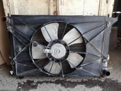 Радиатор охлаждения двигателя. Toyota Wish