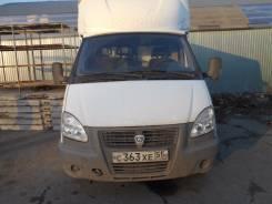 ГАЗ Газель. ГАЗ 172412, 2013 г. в., 2 890 куб. см., 1 500 кг.