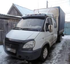 ГАЗ 33023. Продается ГАЗель 33023, 2005г., 2 700 куб. см., 1 500 кг.