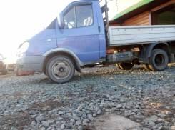 ГАЗ 3302. Продам Газель бортовую, 2 400 куб. см., 1 500 кг.