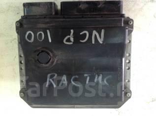 Блок управления двс. Toyota Ractis, NCP100