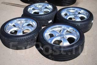 .148226 Идеальные диски Bridgestone BEO c летом 215/45R17, бп по РФ. 7.0x17 5x114.30 ET52 ЦО 73,0мм.