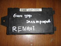 Блок управления. Renault Logan
