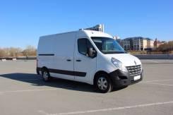 Renault Master. Фургон 2014, 2 300 куб. см., 1 500 кг.