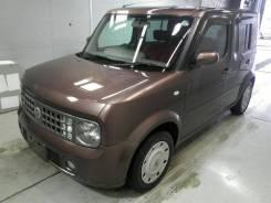 Nissan Cube. автомат, 4wd, 1.4 (97л.с.), бензин, 127тыс. км, б/п, нет птс. Под заказ