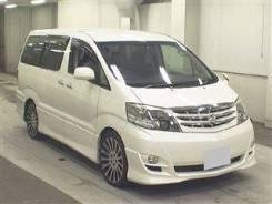 Toyota Alphard. ANH15W, 2AZFE