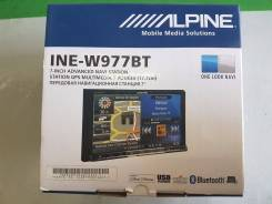 Alpine INE-W977BT. Под заказ