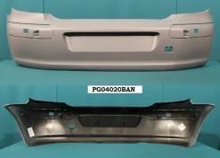 Бампер. Peugeot 307