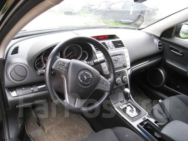 Корпус термостата Mazda 6 (GH) LF-VE 2.0