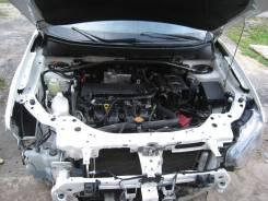 Обшивка стойки кузова Mitsubishi Outlander XL 4B11 2.0, передняя