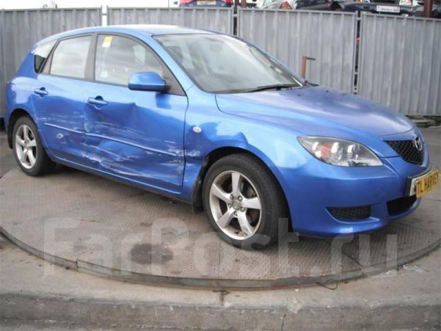 Фонарь внутренний Mazda 3 (BK) Z6-VE 1.6