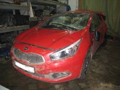 Опора (подушка) кпп KIA CEED (JD) Hyundai G4FA 1.4, левая