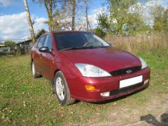 Фара Ford Focus 1 Duratec 1.8, левая