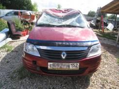 Датчик детонации Renault Logan K7MF710 1.6