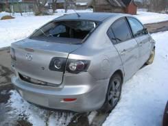Чехол кулисы кпп Mazda 3 (BK) Z6-VE 1.6