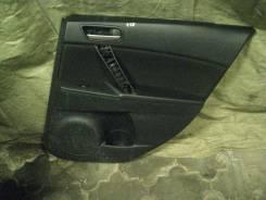 Обшивка двери MAZDA Mazda 3 (BL) Z6-VE 1.6