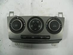 Панель управления отопителя (климат) Mazda 3 (BK) LF-VE 2.0
