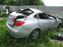 Кулак поворотный задний правый Hyundai Elantra HD