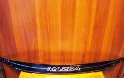 Дефлектор капота. Mazda Demio, DW3W