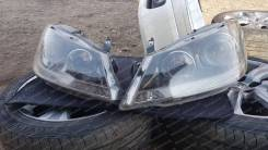 Фара. Acura RL Acura Legend Honda Legend, DBA-KB1 Двигатель J35A8