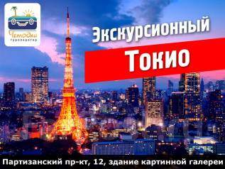 Япония. Токио. Экскурсионный тур. Токио - Вылеты на 6 и 8 дней. Авиаперелет входит в стоимость.