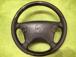 Руль. Mercedes-Benz E-Class, S210, W124, W210 Mercedes-Benz W203 Mercedes-Benz CLK-Class Mercedes-Benz W201
