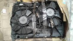 Радиатор охлаждения двигателя. Suzuki Grand Vitara