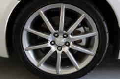 Subaru spec-B R18 + Bridgestoun potenza s001 215/45/18. 7.0x18 5x100.00 ET55 ЦО 56,1мм.