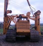 ЧТЗ Б10М. Буросваебойная машина, 2 000 куб. см., 3 000 кг.