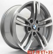 BMW. 8.0x17, 5x120.00, ET35, ЦО 72,6мм.