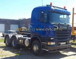 Scania R500CA. Scania R500 6x4, 16 000куб. см., 30 000кг., 6x4